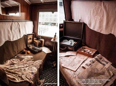 Exposition :: l'Orient Express, il était une fois
