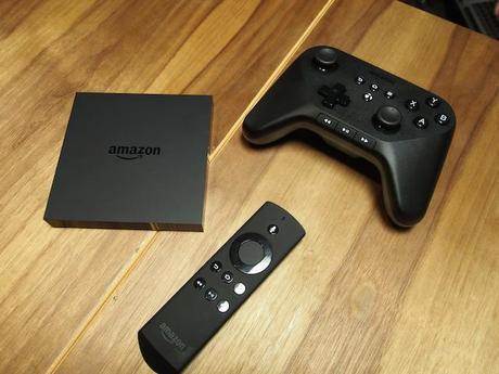Amazon annonce la FireTV, une box de streaming et de jeux vidéo