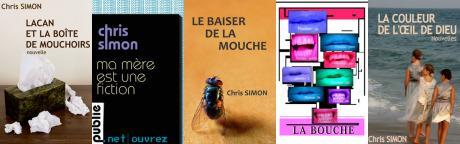 Mes autres publications sur Amazon, Kobo et iTunes