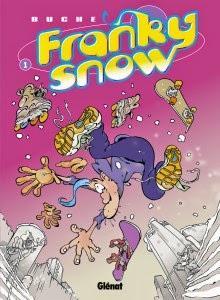 Les vendredis de la lecture et du téléchargement – Episode 81 (Franky Snow – Gnome de Troy et Chambres Noires)