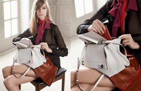 La nouvelle campagne Prada : so simple, so chic...