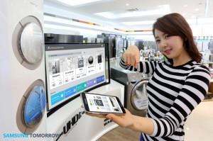 Samsung veut utiliser sa puissance de feu pour doter toute sa gamme d'électroménager de fonctions