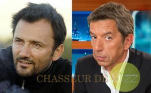 Michel Cymes et Frédéric Lopez