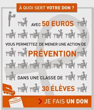 Sidaction a 20 ans ! Appel aux dons