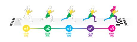 Concours - Gagnez 2 places pour la Color Run