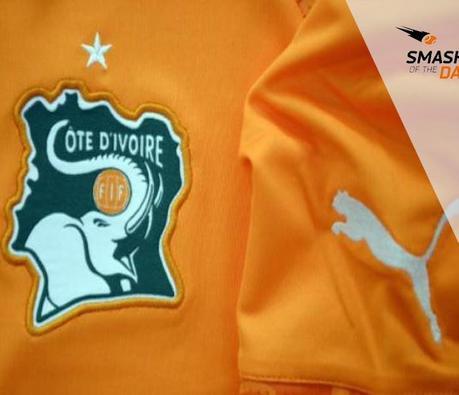 Les éléphants de Côte d'Ivoire trompent énormément