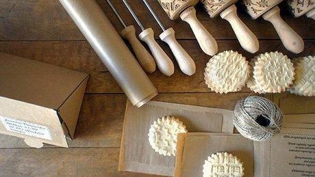 Embossing rolling pin 5