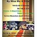 Soirée opening fmr vintage market à la jetee ! dj set & happy rétro party ...