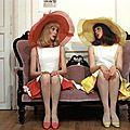 Belle et toile ... dimanche on chante tous avec les soeurs jumelles à la friche belle de mai !