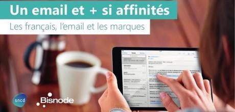 L'Email le Marketing et les Français