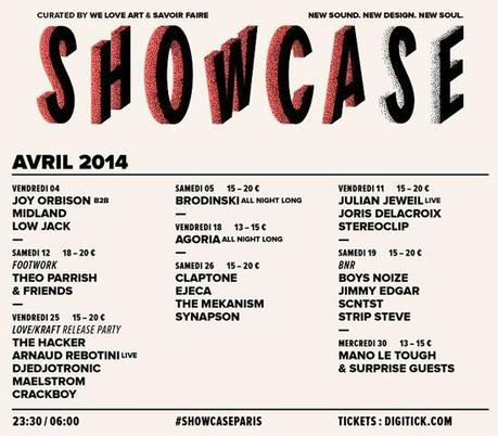 Reopening du Showcase