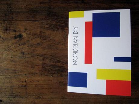 Mondrian DIY - Yvette et Paulette