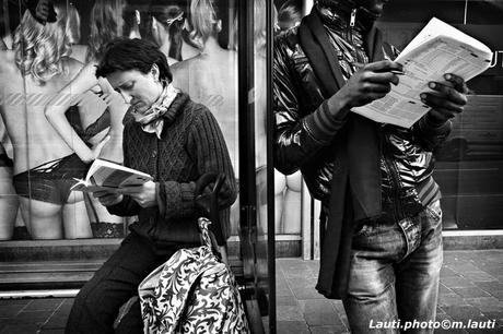 Pause lecture - Bruxelles