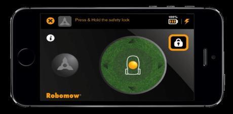 application robomow