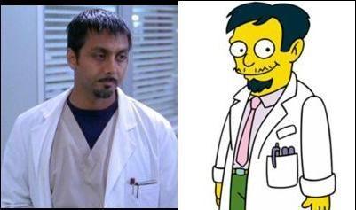 15 personnages des Simpson dans la vraie vie