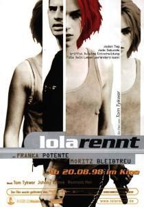 lola rennt 210x300 Les meilleurs films en allemand à voir en VO (avec sous titres)