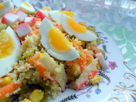 Idee repas facile de salade de recette couscous marocain for Idee entree repas