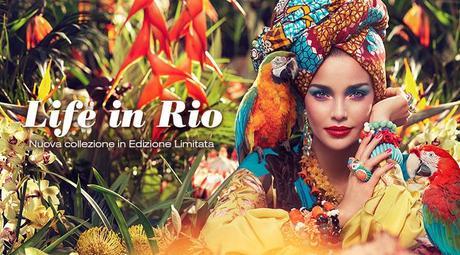 [Wish List] Life in Rio, la collection été 2014 de Kiko