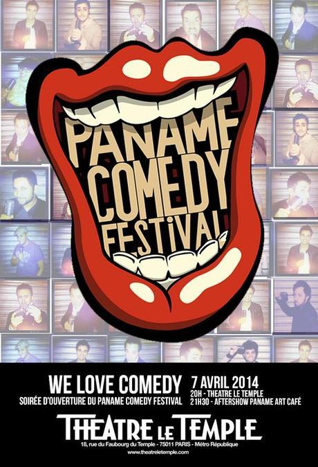 Paname Comedy Festival