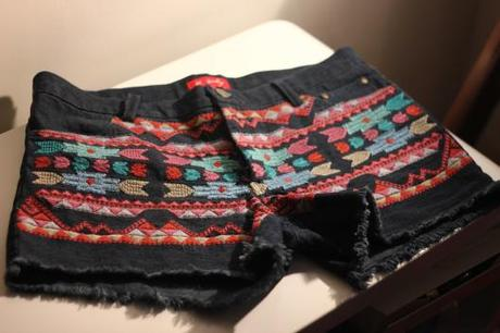 short azteque
