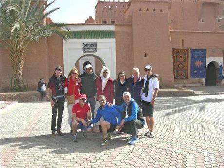 Eco Trail de Ouarzazate: AUX PORTES DU DÉSERT