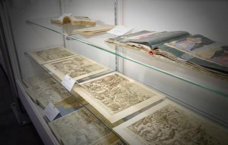 P1040757 468x300 Ouverture du Salon du Livre Ancien de New York