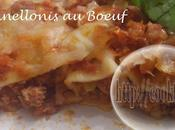 Cannellonis maison Boeuf sauce Tomates Thermomix