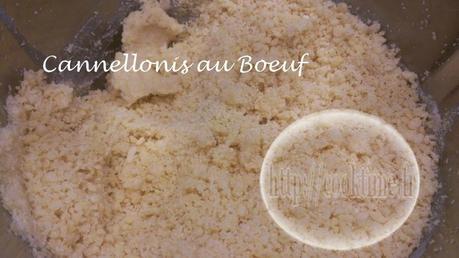 Cannellonis au boeuf 1