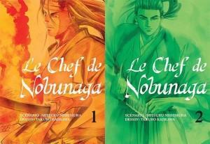 Le-Chef-Nobunaga-manga