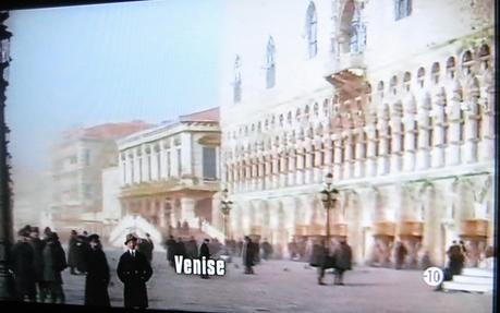 Venise novembre 1917 : les alliés français et britanniques envoyés pour sauver Venise