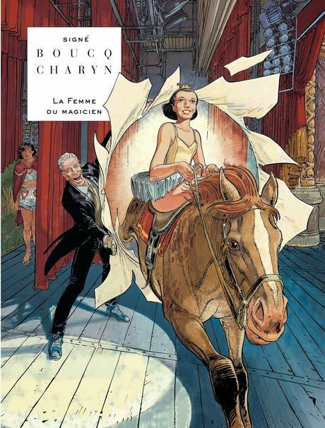 La Femme du magicien - Boucq et Charyn