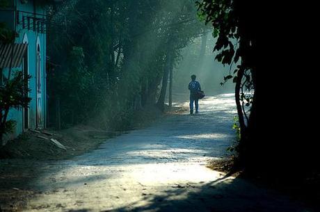 One Misty Morning in Goa