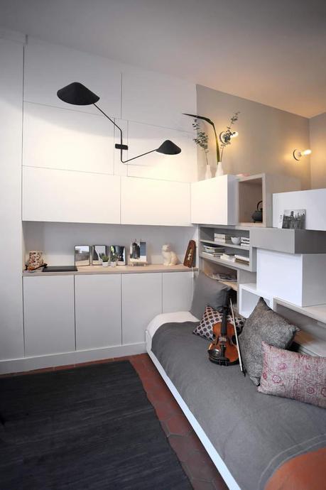 Un studio de 12 m2, c'est possible !