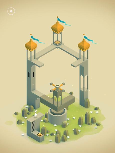 Monument Valley sur iPhone, notre Apps coup de coeur
