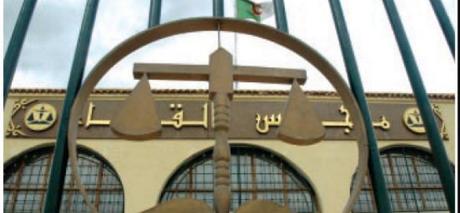 survol justice algérie