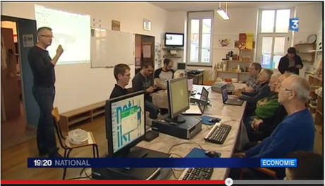 Fablab net-iki France 3 1 4 2014