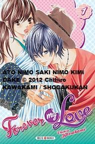 Forever my love tome 1