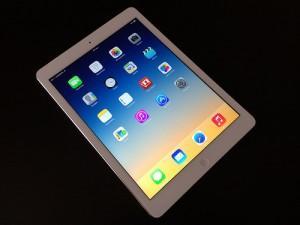 espace sur votre iPad