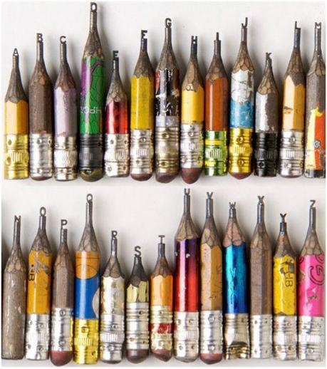 choisit ton crayon