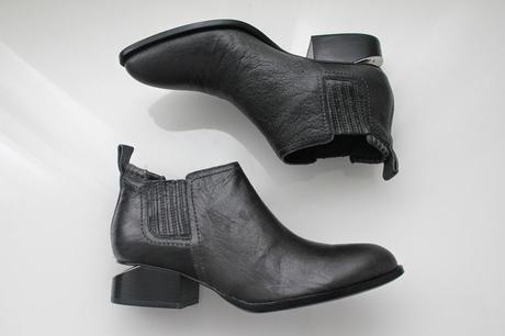 New in... Boots Alexander Wang