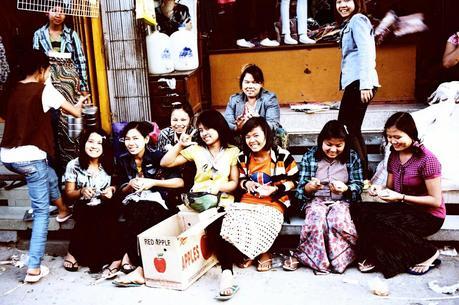 Birmanie (1): En descendant l'Irrawaddy