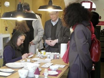 LES JOURNÉES EUROPÉENNES DES MÉTIERS D'ART À L'ATELIER BOUTIQUE ENGRENAGES