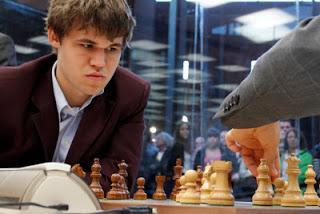Échecs à Londres : Magnus Carlsen casse la barre des 2851 points Elo © site officiel
