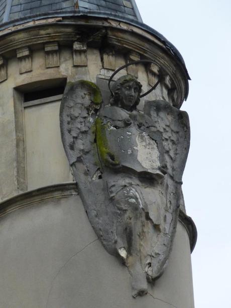 l'ange d'Argenteuil