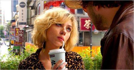Cinéma : Lucy, l'affiche, la bande annonce et les photos