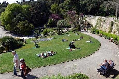 Jardins de la Fontaine, Nîmes, Parcs, Jardins publics