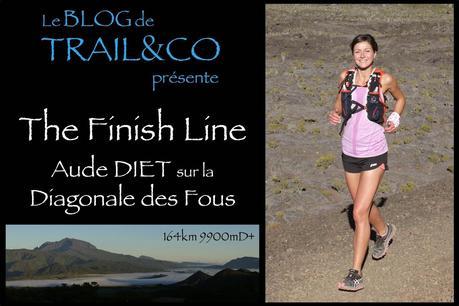 The Finish Line - Aude Diet nous parle de son entraînement pour le GRR