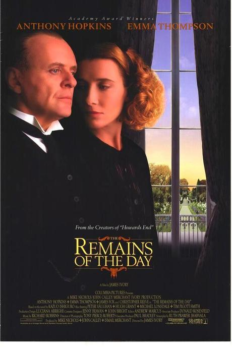 Les Vestiges du jour - Remains of the Day, Jams Ivory (1993)