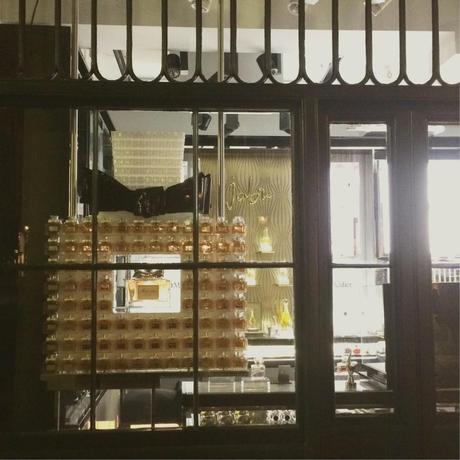 Dior shop Covent Garden