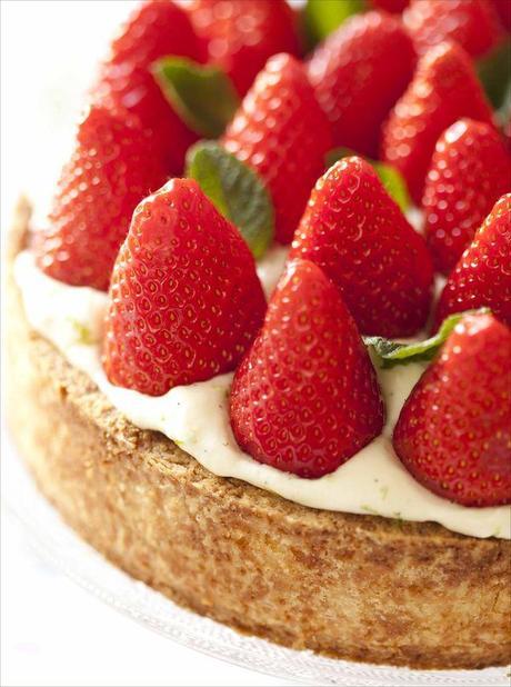 Tarte aux fraises PS1